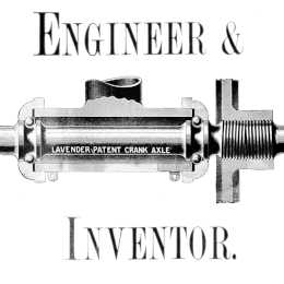 Engineer & Inventor Magazine 1893