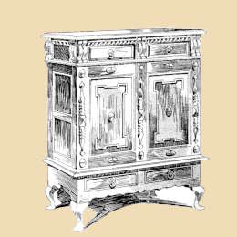 Identifying Jacobean Furniture